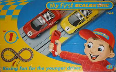 My First Scalextric Set 1